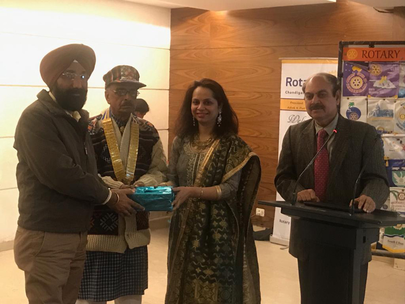 Rotary Club Annual Meet December 2018