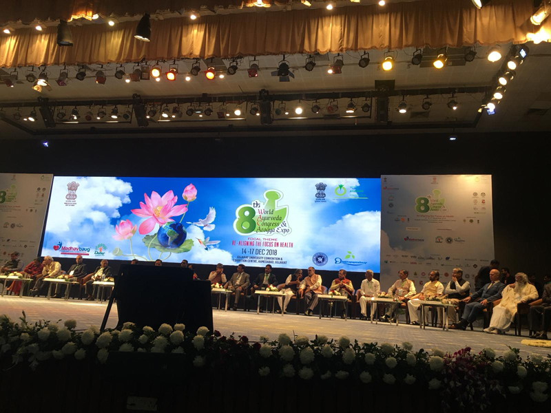 World Ayurveda Congress December 2018