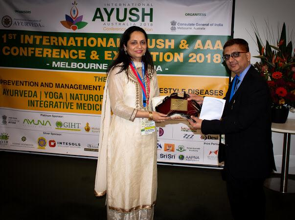 AYUSH Australia International Conference, Melbourne 2018!