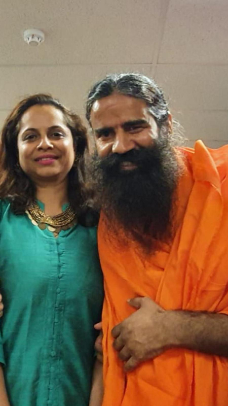 Ayurveda for Wellness with renowned Baba Ramdev