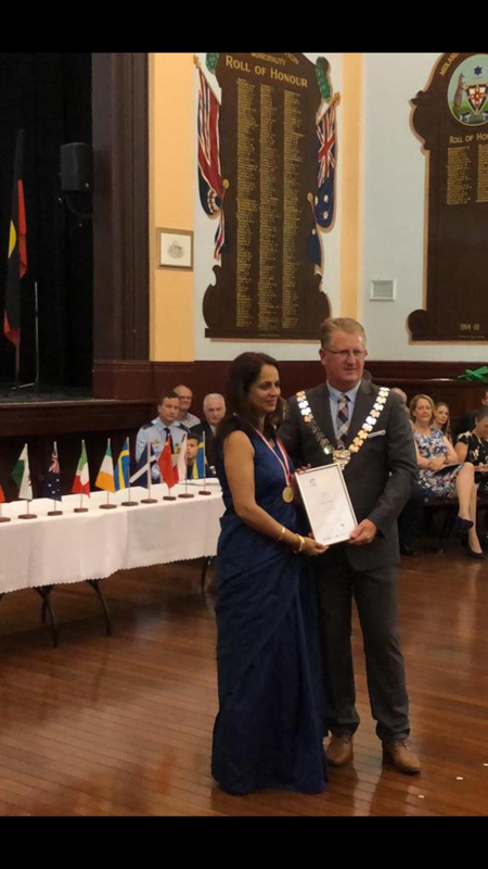 Community Citizen of the Year Award